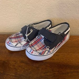 Cherokee Boat Shoes/Loafers Toddler 8 NWT